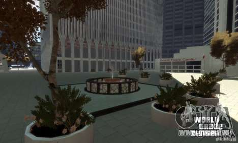 World Trade Center pour GTA 4 cinquième écran