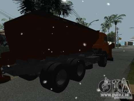 KAMAZ 53215 für GTA San Andreas linke Ansicht