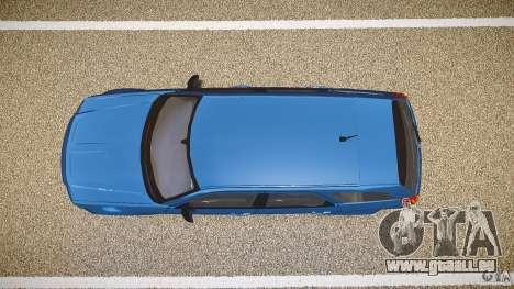 Dodge Magnum RT 2008 pour GTA 4 est un droit