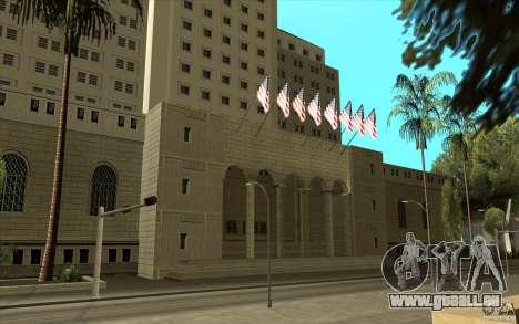 Texture améliorée de la mairie pour GTA San Andreas