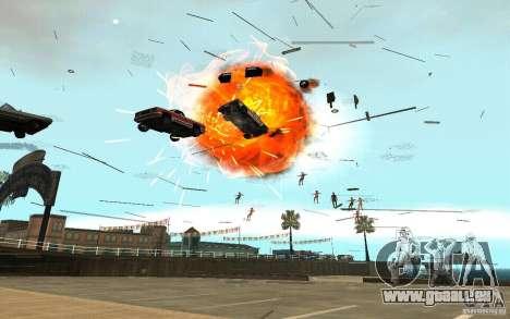Trou noir pour GTA San Andreas