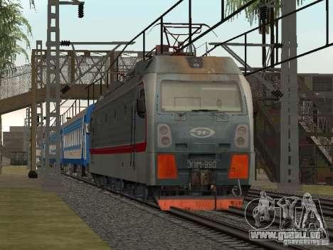 Eisenbahn-mod IV-Finale für GTA San Andreas