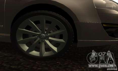 Volkswagen Passat pour GTA San Andreas vue de droite