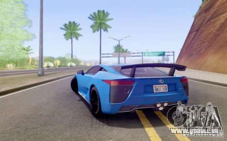 Sompelling ENBSeries pour GTA San Andreas troisième écran