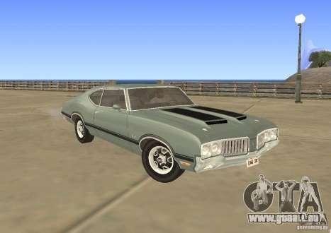 Oldsmobile 442 Cutlass 1970 für GTA San Andreas