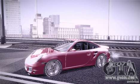 ENB By SilveR v1.0 pour GTA San Andreas troisième écran