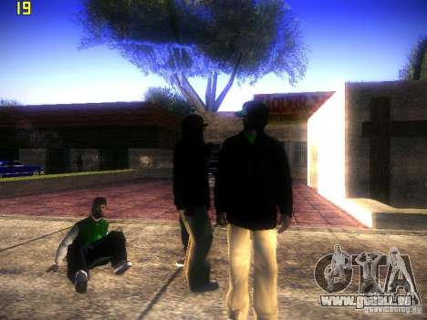 Normal Map Plugin pour GTA San Andreas cinquième écran