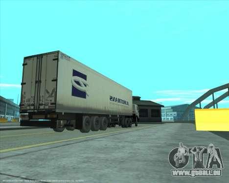 Semi-remorque pour GTA San Andreas