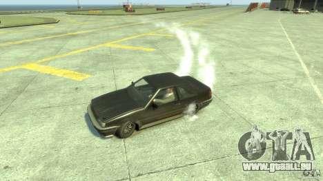 Drift Handling Mod für GTA 4 sechsten Screenshot