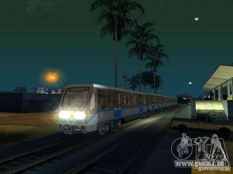 Nouveau Signal de Train pour GTA San Andreas troisième écran