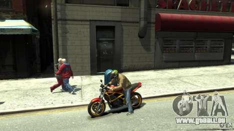 Energy Drink Helmets pour GTA 4 sixième écran