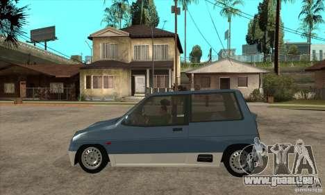 Suzuki Alto Works pour GTA San Andreas laissé vue