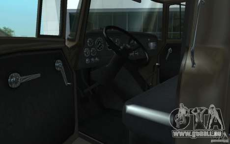 International Harvester Loadstar 1970 für GTA San Andreas rechten Ansicht