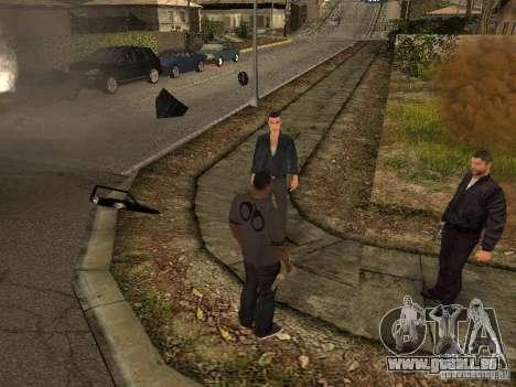 MAFIA Gang pour GTA San Andreas cinquième écran