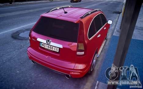 Honda CR-V Light Tuning für GTA 4 hinten links Ansicht
