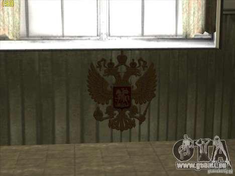 Armoiries de la Russie pour GTA San Andreas troisième écran