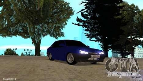 BAZ 21099 pour GTA San Andreas