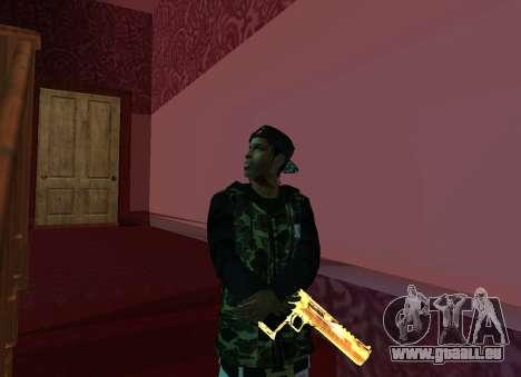 A$AP Rocky pour GTA San Andreas