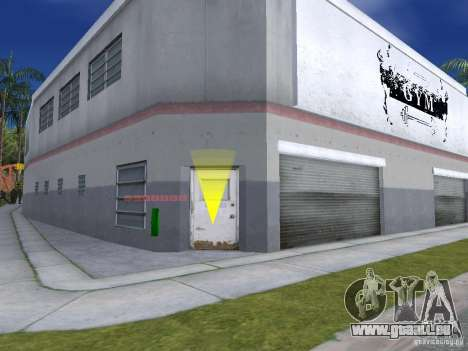 Affaires Cj v2.0 pour GTA San Andreas