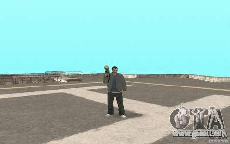 Animation von GTA IV für GTA San Andreas dritten Screenshot