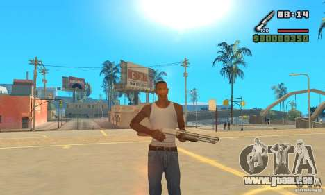 New Weapon Icon Pack für GTA San Andreas zweiten Screenshot