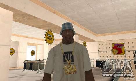 Eminem and 50 Cent one chain pour GTA San Andreas deuxième écran