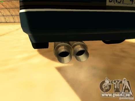Toyota Supra für GTA San Andreas Innen
