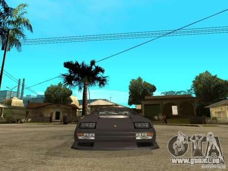 Ferrari TestaRossa Bustard Tuning für GTA San Andreas rechten Ansicht