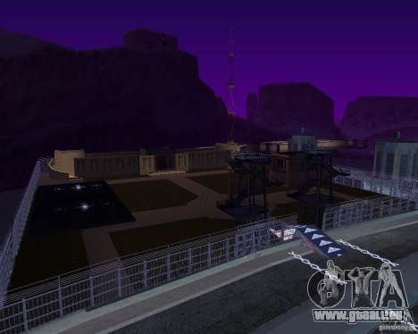 Base du DRAGON pour GTA San Andreas