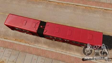 Ikarus 280 für GTA 4 rechte Ansicht