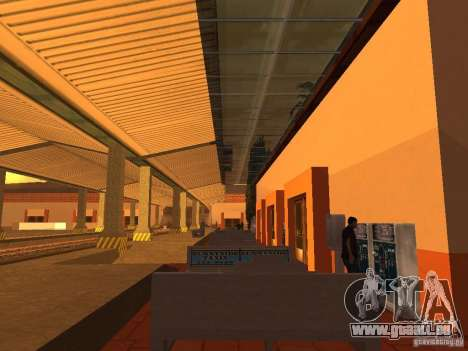 Unity Station für GTA San Andreas dritten Screenshot