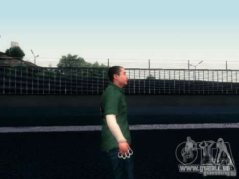 Race Ped Pack für GTA San Andreas sechsten Screenshot