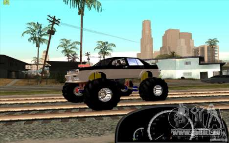 Jetta Monster Truck pour GTA San Andreas