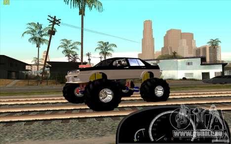 Jetta Monster Truck pour GTA San Andreas
