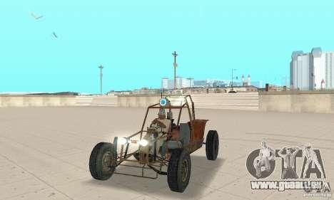 Half-Life Buggy für GTA San Andreas
