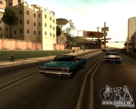 ENBSeries by Sashka911 v3 für GTA San Andreas fünften Screenshot