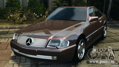 Mercedes-Benz SL 500 AMG 1995 [Final] pour GTA 4