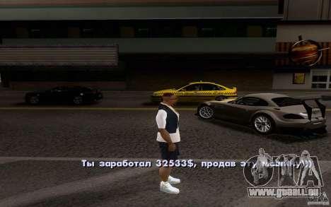 Classic Cars For Sale sur pour GTA San Andreas huitième écran