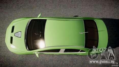 Mitsubishi Lancer Evolution X Tuning pour GTA 4 Salon