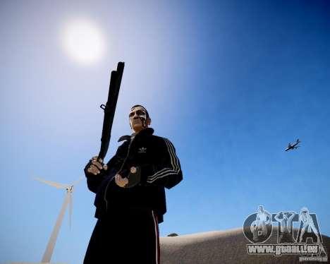 Niko - Terminator für GTA 4 dritte Screenshot