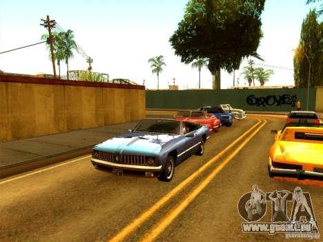 ENBSeries by Sashka911 v2 pour GTA San Andreas troisième écran
