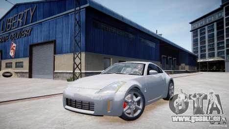 Nissan Fairlady 350Z für GTA 4