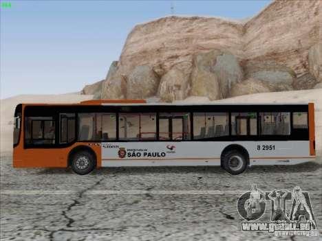 Design X4 pour GTA San Andreas laissé vue