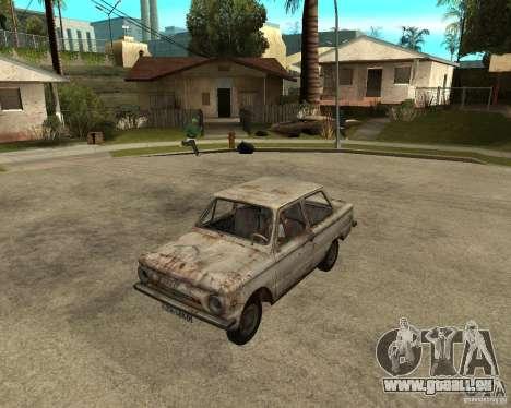 ZAZ 968 m für GTA San Andreas