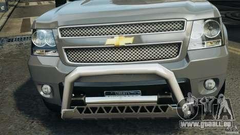 Chevrolet Suburban GMT900 2008 v1.0 pour le moteur de GTA 4