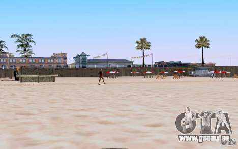 Reality Beach v2 für GTA San Andreas dritten Screenshot