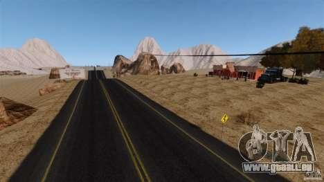 ROUTE 66 für GTA 4 sechsten Screenshot