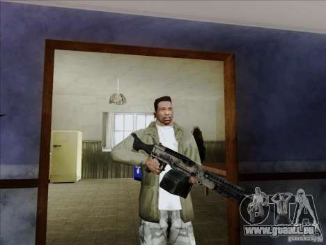 M240B für GTA San Andreas