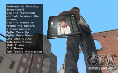 Netbook MSI pour GTA San Andreas deuxième écran