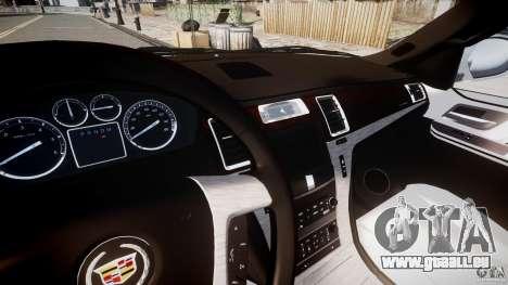 Cadillac Escalade ESV pour GTA 4 est un côté